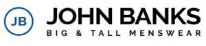 John Banks Big & Tall Menswear Promo Codes