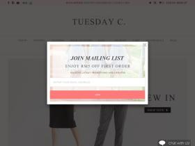 Tuesday Couture Promo Codes